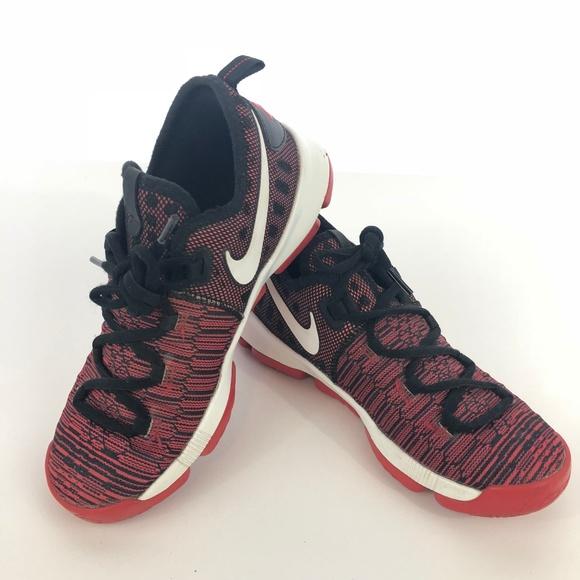 watch f0527 2ac7f Boys Nike KD9 University Red Size 2Y Bball Shoe. M 5ad91cba739d481b2bdcdb33